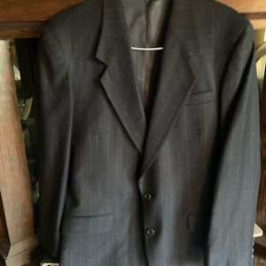 NWOT. Fioravanti Men's Elegant Wool Jacket (42)